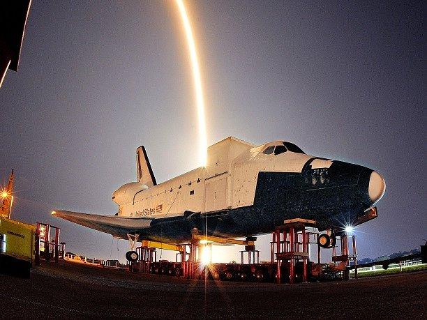 Soukromá vesmírná loď společnost Space Exploration Technologies (SpaceX)