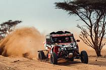 Tomáše Engeho potkala v úvodu Rallye Dakar smůla