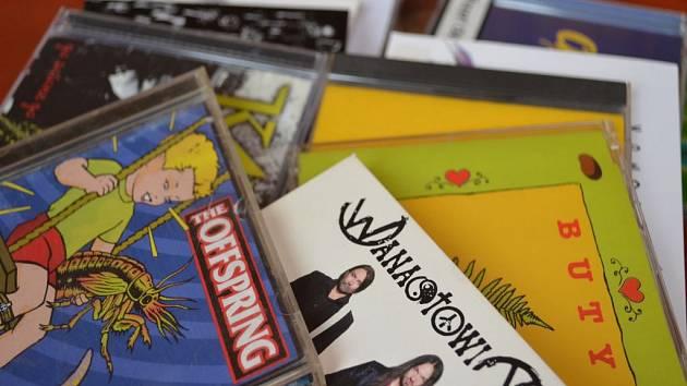 Nová CD, ilustrační foto
