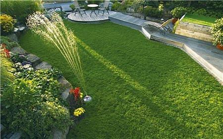 zavlažovací systém Gardena