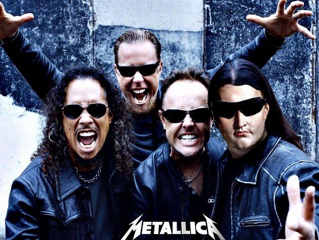 Slavná Metallica se řítí do Prahy, vystoupí v pondělí 7. května