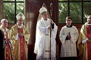 Chilský biskup Juan Barros
