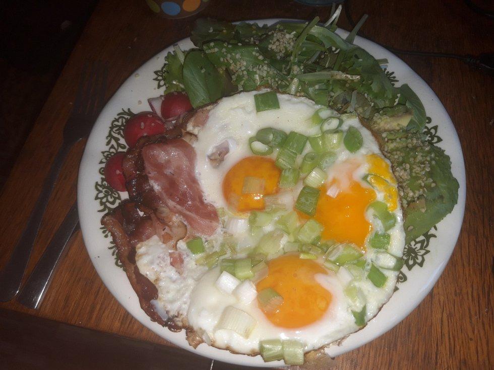 Paleo snídaně
