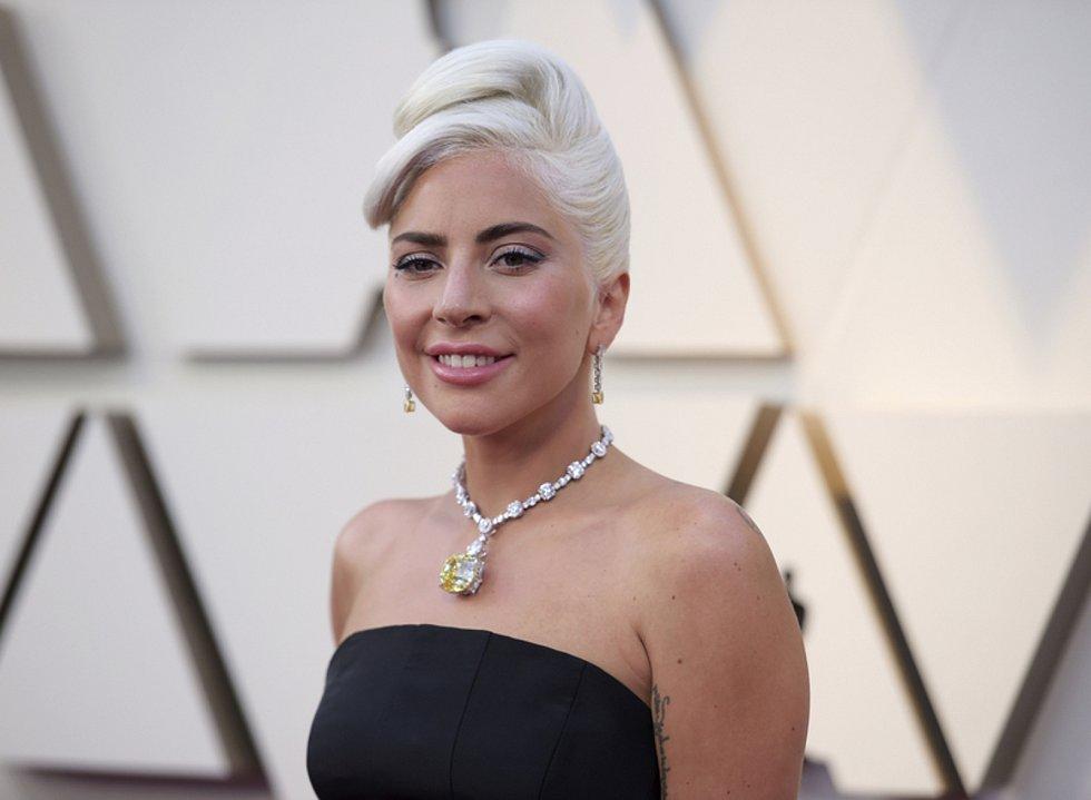 Zppěvačka Lady Gaga