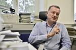 Jan Konvalinka poskytl rozhovor Deníku
