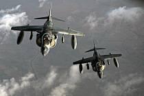 Katarské stíhací letouny, ilustrační foto