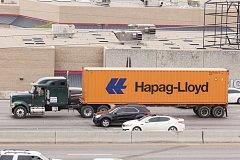 Kamion v Texasu