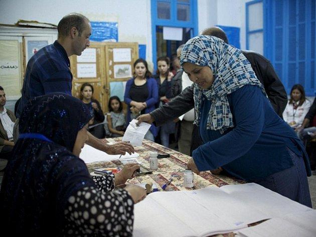Volby v Tunisu.