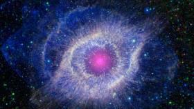 Na snímku NASA umírající hvězda - ilustrační foto.