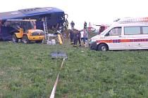 V Itálii havaroval autobus s českými turisty.