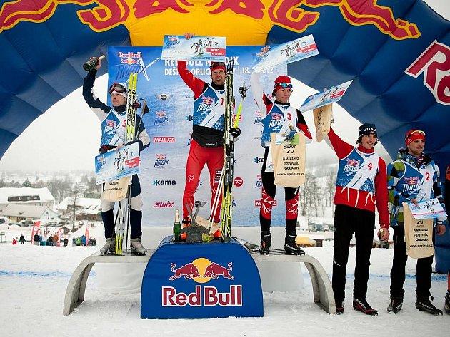 Red Bull Nordix v Deštné opanoval Dušan Kožíšek.