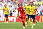 Anglie se ve čtvrtfinále MS utkala se Švédskem.