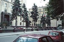 Česká ambasáda v Moskvě.
