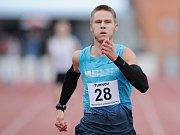 Pavel Maslák ovládl na Memoriálu Ludvíka Daňka v Turnově závod na 300 m.