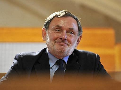 Nový ombudsman Pavel Varvařovský