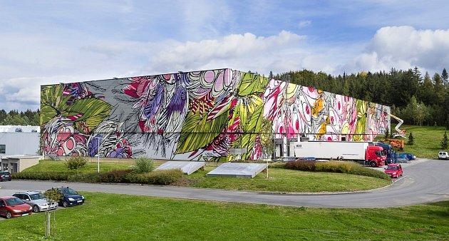 CTP Art Wall