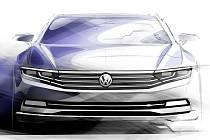 Volkswagen Passat 8. generace.