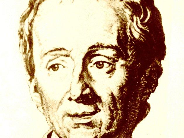 Denis Diderot, autor slavné Encyklopedie neboli Racionálního slovníku věd, umění a řemesel.