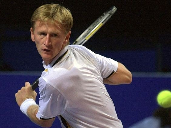 Tenista Petr Korda.