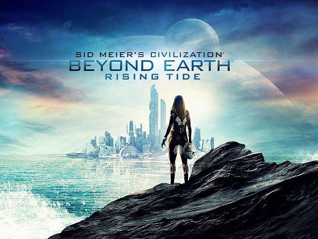 Počítačová hra Civilization: Beyond Earth: Rising Tide.