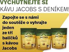 Vychutnejte si kávu Jacobs s Deníkem!