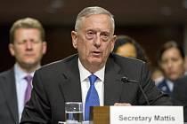 James Mattis, ministr obrany USA
