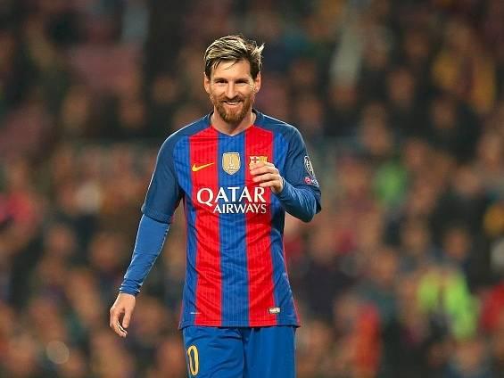 Lionel Messi se podílel gólem na vítězství Barcelony nad Mochengladbachem jedním gólem