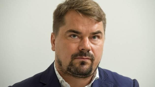 Lobbista Marek Dalík