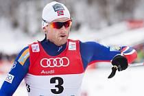 Petter Northug v Oberstdorfu