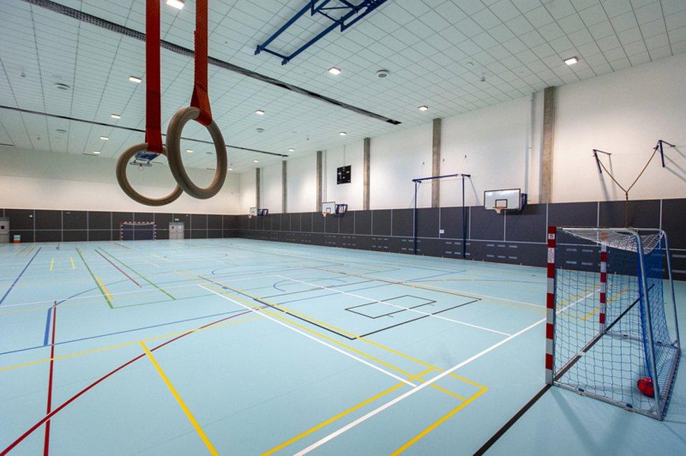 Sportovní hala. Ilustrační snímek