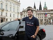 Patrick Studener stojí za expanzí mobilní aplikace Uber v ČR.