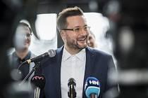 Čerstvě zvolený primátor Bratislavy Matúš Vallo