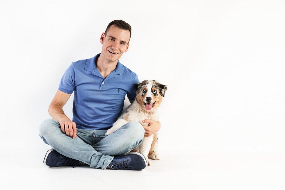 Pes se dokáže, stejně jako člověk, učit po celý život.