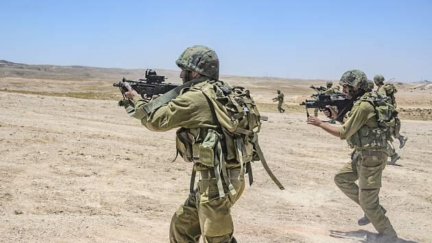 Izraelská armáda. Ilustrační snímek