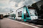 První autonomní tramvaj na světě