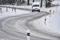 Sníh a mráz - Ilustrační foto