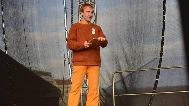 Mikuláš Minář ohlásil vstup do politiky