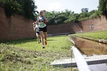 Tereza Janošíková během sprintu na MS v Terezíně
