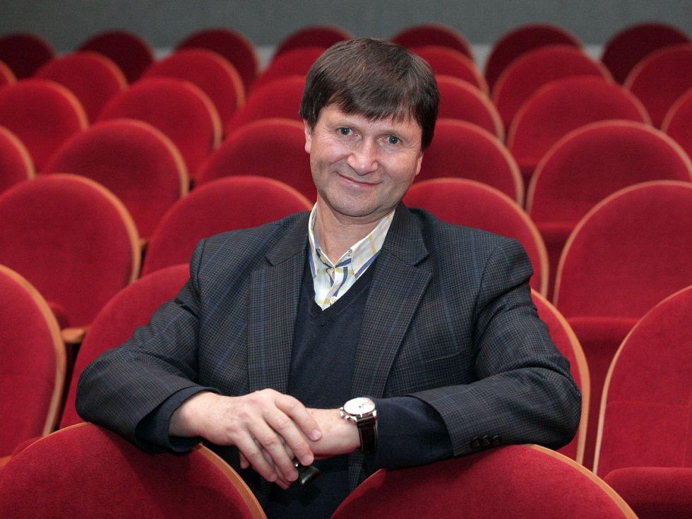 Jan Hrušinský.