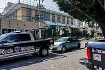 Na americký konzulát v Guadalajaře zaútočili granáty
