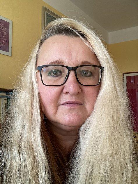 Iveta Neradová, ředitelka ZŠ Senožaty