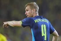 Per Mertesacker z Arsenalu.