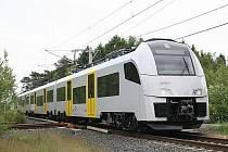 Souprava Desiro MainLine od společnosti Siemens by mohla do dvou let jezdit na baterie.
