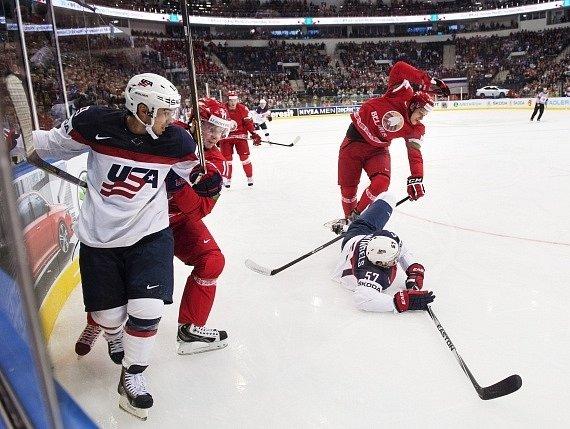 USA vs. Bělorusko