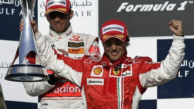 Vítěz Ferrari Formule 1 - Felipe Massa.