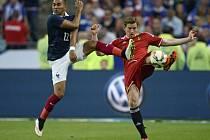 Belgie si v přípravě vyšlápla na Francii