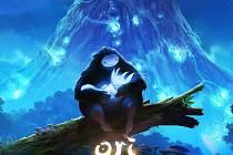 Počítačová hra Ori and the Blind Forest.