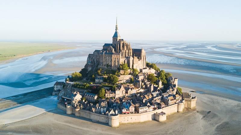 Hora sv. Michaela (Le Mont-Saint-Michel)