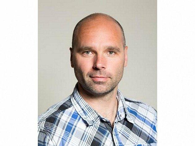 Jiří Černý, záchranář a místostarosta města Cheb.