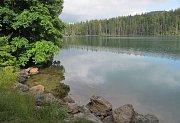 Černé jezero
